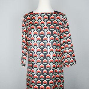 Milly Geo Print Dress